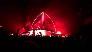 Krewella ring of fire live