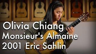 Olivia Chiang - Monsieur's Almaine (2001 Eric Sahlin)