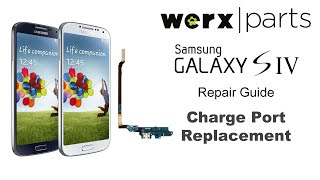 Galaxy S4 Charge Port Replacement