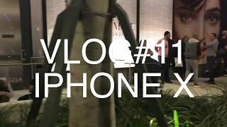 IPHONE X ALIYORUZ !! VLOG# 11