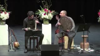 Daf and Kamancheh.. اجرای قطعهای کوتاه با دف و کمانچه..
