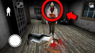 Granny's House is taken over by JEFF THE KILLER in Granny Horror Game... (Jeff the Killer in Granny)