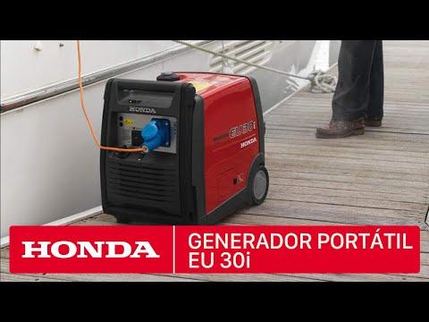 Generador Honda portátil EU30i handy