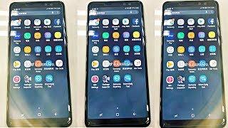 Samsung Galaxy A8 2018 Plus LIVE!!!!