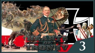 Hearts of Iron IV The Great War - German Empire #3