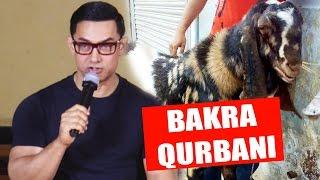 Aamir Khan's SHOCKING Comment On GOAT Slaughter On Bakra Eid