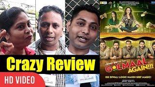 Golmaal Again Public Review | Golmaal Again Full Review | Golmaal 4 Craziest Review