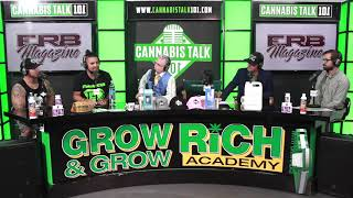 Toke and Chill App on Cannabis Talk 101