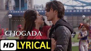 Chogada Lyrical Video Song | Loveratri | Aayush Sharma | Warina Hussain | Darshan Raval |#bollyrics