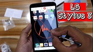 LG Stylus 3 Unboxing   Our First LG Device