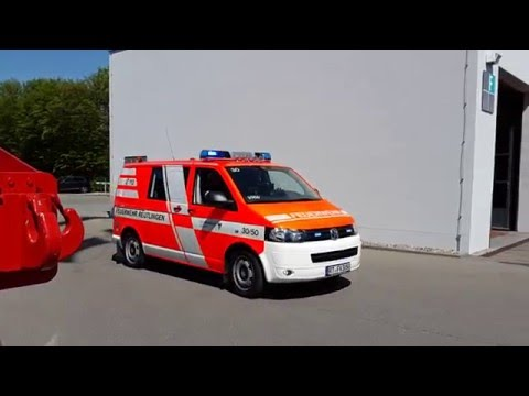 VRW BF + LF 16/12 FF Reutlingen Abt. Stadtmitte
