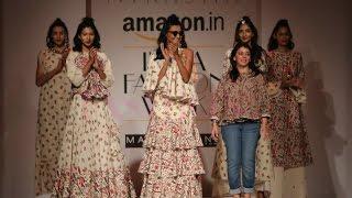 Nikasha   Full Show   India Fashion Week   Fall/Winter 2017/18