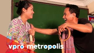 Why Khmer Rouge victims play theater - VPRO Metropolis