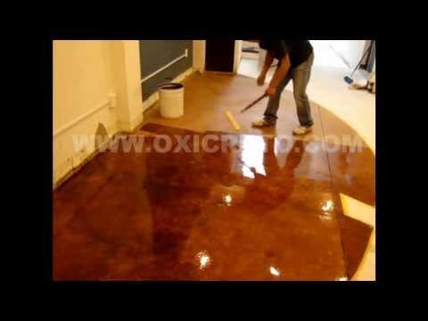 Concreto Oxidado Oxicreto®