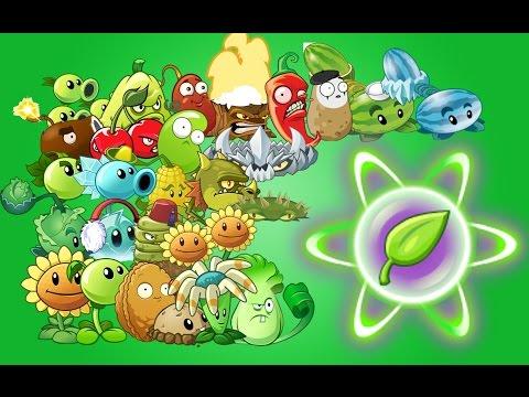 Plants Vs Zombies 2 Todas las Plantas Con Sus Sorprendente Poderes