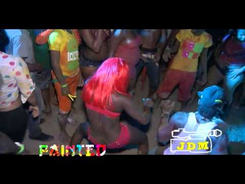 Painted Summer Bacchanal Party 2013