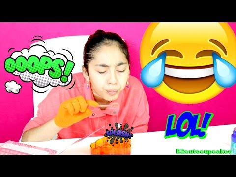 FINDING DORY GIANT BUBBLE BLOWING CHALLENGE!! LOL |B2cutecupcakes