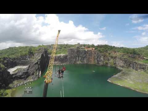 Bungee Jump Lagoa Azul