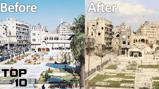 Top 10 Syria Surprising Facts