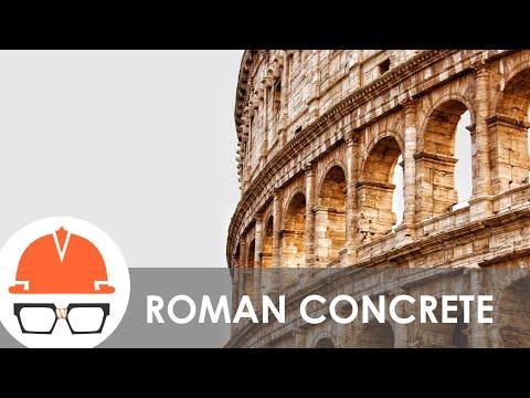 Was Roman Concrete Better