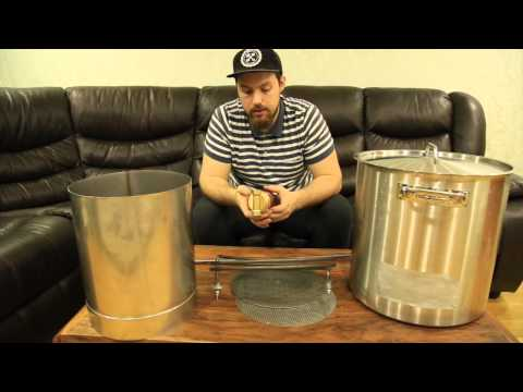 Пивоваренный котел braumeister своими руками 45
