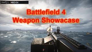 (1080p) Battlefield 4: All Guns Shown - DLC Included