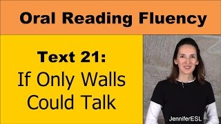 Oral Reading Fluency 21 -