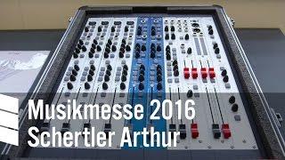 Schertler Arthur — Musikmesse 2016