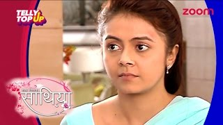 Gopi To Slap Mansi In 'Saath Nibhaana Saathiya'