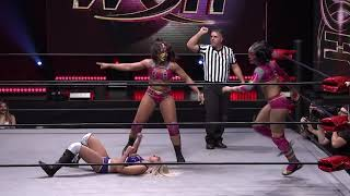 Women of Honor: Twisted Sisterz vs Samantha Heights & Ray Lyn