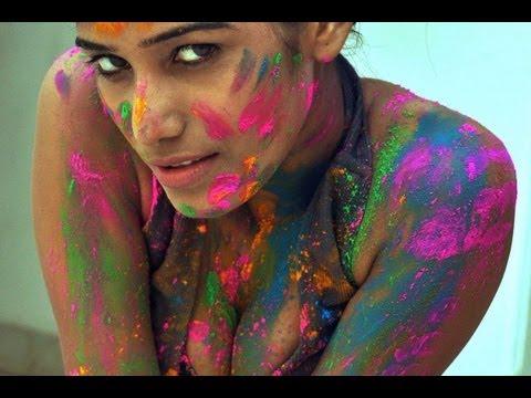 Xxx Mp4 Watch Video Poonam Pandey Celebrates Holi 3gp Sex