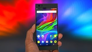 Razer Phone - REAL Day in the Life!
