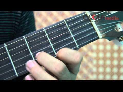 Belajar Konci Minor Gitar