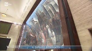 VOYAGER - La storia del dipinto perduto - Mario Sironi
