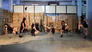 The Bom Squad   Jazz Choreography   Svetana Kanwar