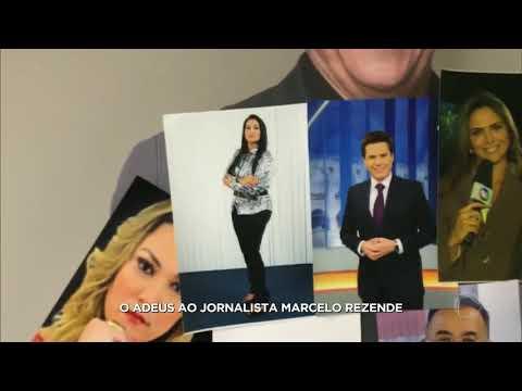 Conheça o camarim de Marcelo Rezende na Record TV
