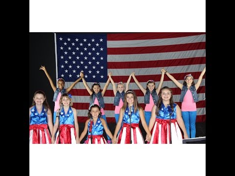 watch USA FREEDOM KIDS DANCE REMIX [OFFICIAL MUSIC VIDEO]- National Anthem Part 2