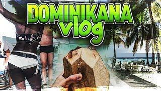 VLOG DOMINIKANA #2 | RAJ NA ZIEMI 😱😲 ( Wyspa SAONA )