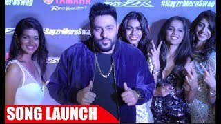 Badshah New Song 'Let It Go' Launch For Yamaha