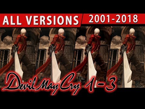 Xxx Mp4 Devil May Cry 1 3 All Versions Compared 2001 2018 Original SE HD Etc 3gp Sex