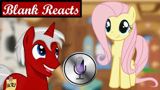 [Blind Commentary] Fluttershy and Siri Have a Conversation