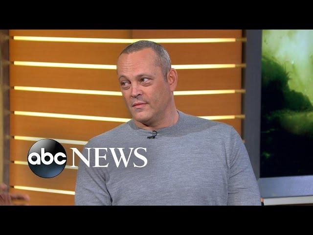 Hacksaw Ridge   Vince Vaughn Interview