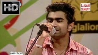 images Manena Mon By Imran Puja Live Studio Concert Bangla Music Video 2013 HD