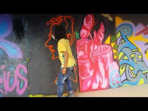 Xxx Mp4 Lij Yared Showing His Graffiti Skills 2014 3gp Sex