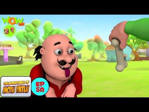 Animal Instict - Motu Patlu in Hindi - WITH ENGLISH, SPANISH & FRENCH SUBTITLES!
