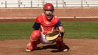 Jonathan Little - College Baseball Recruiting Video - Catcher - Class of 2018
