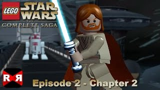 LEGO Star Wars: The Complete Saga - Episode 2 Chp. 2 - iOS / Android - Walkthrough Gameplay