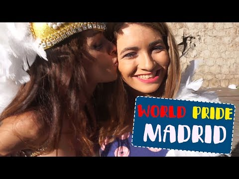Xxx Mp4 World Pride Madrid 2017 Carlota Boza 3gp Sex