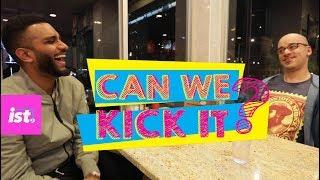 Jay Smooth: Burgers and Rap History I CAN WE KICK IT Ep.2