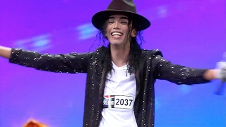 Michael Jackson STILL ALIVE Got Talent Worldwide